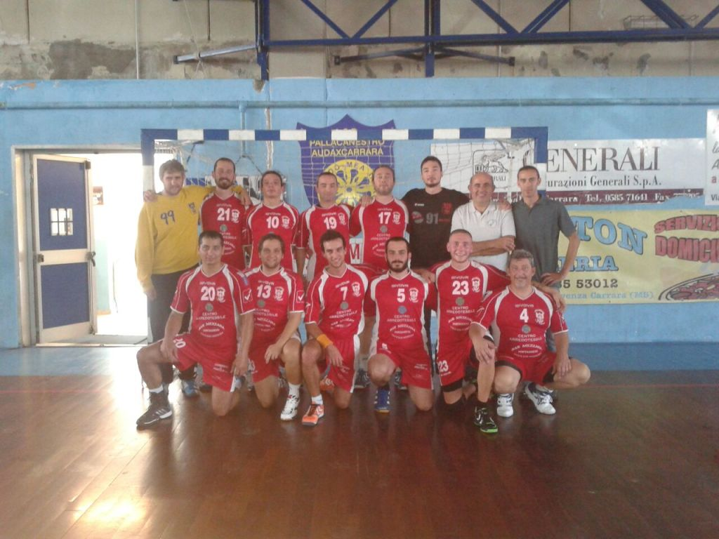 Seniores M - 13/10/2014 - 12° Torneo Città di Carrara